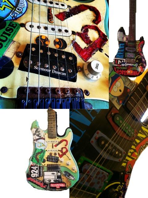 90's guitars