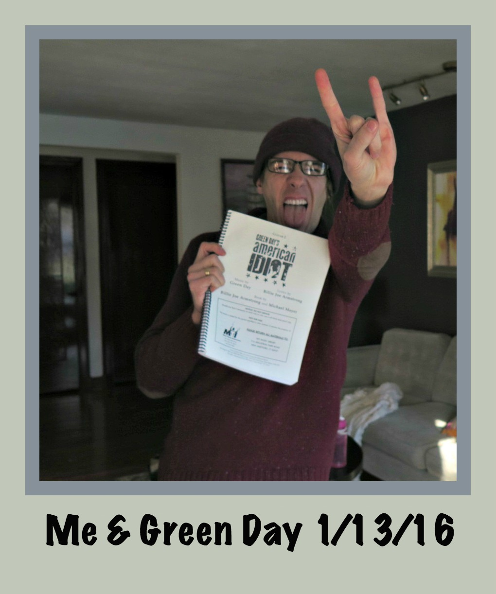 Me & Green Day