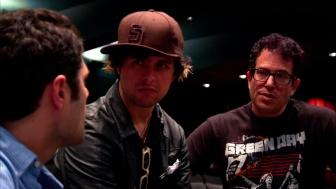 Kitt, Armstong and Mayer discuss acoustics