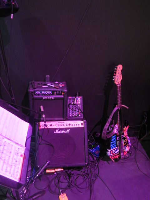 My stuff no acoustic
